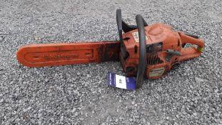Husqvarna E Series 137 Petrol Engine Chain Saw