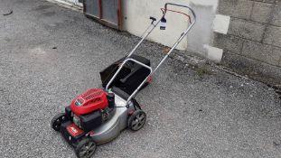 AL-KO 42 B-A Petrol Engine Lawn Mower, Serial Numb