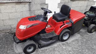 Mountfield 1530M Type MP84 Ride on Mower, Serial Number 2T2020483/M1S (2017)