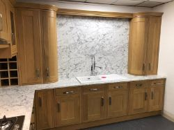 Kitchen Manufacturers Stock Clearance including Kitchen Doors, Handles, Worktops Fittings, Sinks, Taps, Appliances etc. - Sale 2