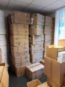 Circa 80,000 boxed Non-Medical grade facemasks