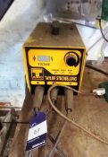 Taylor CDM8 Stud Welding Machine with DMS26 Manual Press/ Clamping Unit