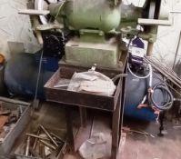 Unbranded Twin Wheel Heavy Duty Bench Grinder