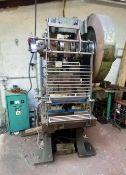Taylor & Challen. B3 Down Stroking Power Press. No. 1066