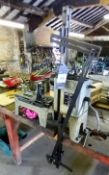 Bennett Tools Ltd Manual Miniture Lathe