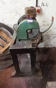 Unbranded Single Wheel Grinding Station
