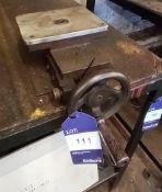 Manual Bench Top 90 Degree Rotator