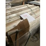 Cream cornice (Pallet 99) (viewing and collection from Unit B, Scotch Park Trading Estate, Forge