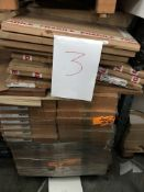 Panels and kitchen doors (pallet 3) (viewing and collection from Unit B, Scotch Park Trading Estate,