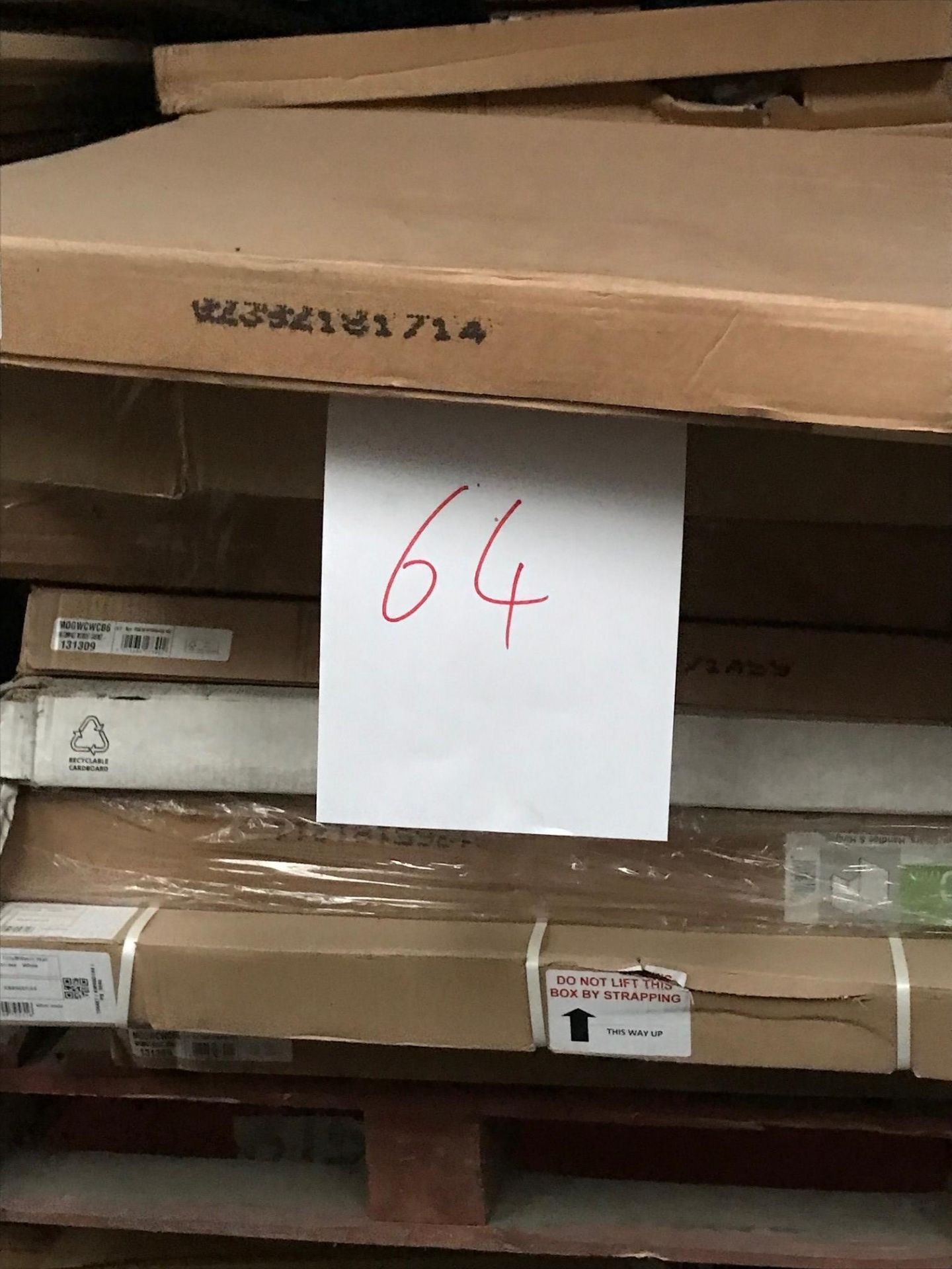 Kitchen Units (Pallet 64) (viewing and collection from Unit B, Scotch Park Trading Estate, Forge