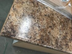 1x 3.6mx600x 40 worktop (viewing and collection from Unit B, Scotch Park Trading Estate, Forge Lane,