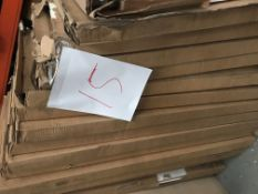 Stack of dresser cabinets (pallet 15) (viewing and collection from Unit B, Scotch Park Trading