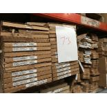Contents to shelf kitchen doors (Pallet 73) (viewing and collection from Unit B, Scotch Park Trading