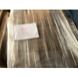 Cabinet legs (Pallet 102) (viewing and collection from Unit B, Scotch Park Trading Estate, Forge