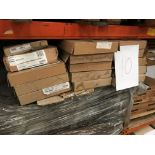 Panels, oak cutlery trays (pallet 10) (viewing and collection from Unit B, Scotch Park Trading