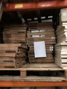Drawer boxes (pallet 6) (viewing and collection from Unit B, Scotch Park Trading Estate, Forge Lane,