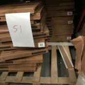 Drawer Boxes (Pallet 51) (viewing and collection from Unit B, Scotch Park Trading Estate, Forge