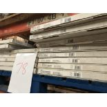End panels (Pallet 78) (viewing and collection from Unit B, Scotch Park Trading Estate, Forge