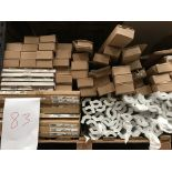 Kitchen Doors, Hinges, Corner Posts (Pallet 83) (viewing and collection from Unit B, Scotch Park