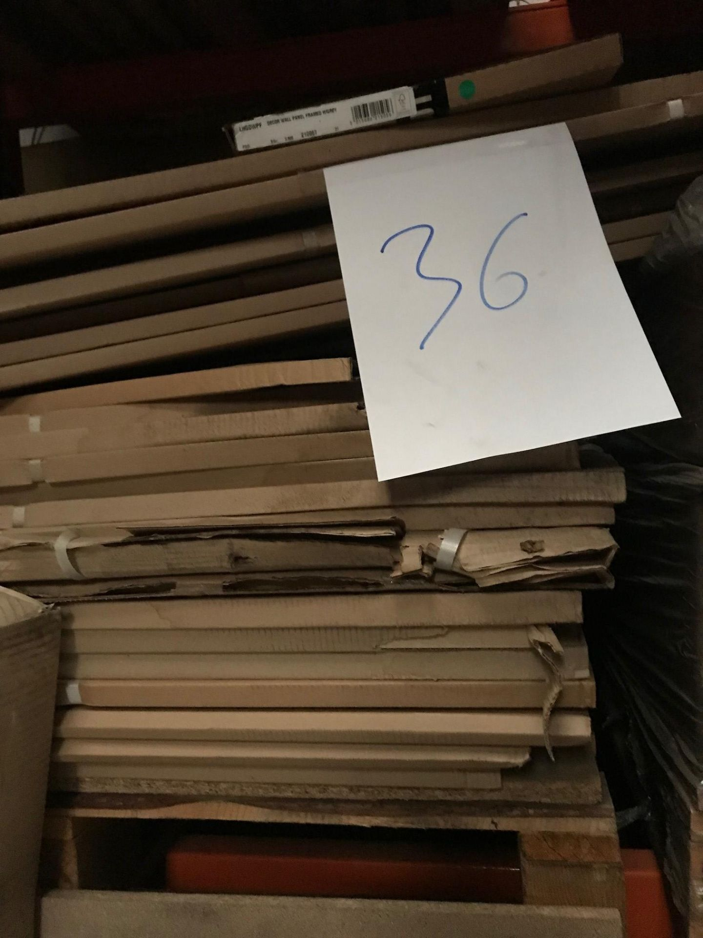 Kitchen Doors (Pallet 36) (viewing and collection from Unit B, Scotch Park Trading Estate, Forge