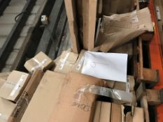 Bathroom cabinets (pallet 9) (viewing and collection from Unit B, Scotch Park Trading Estate,