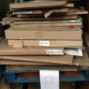 Kitchen Units and Doors (Pallet 52) (viewing and collection from Unit B, Scotch Park Trading Estate,