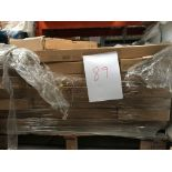 Oak wine racks (Pallet 89) (viewing and collection from Unit B, Scotch Park Trading Estate, Forge