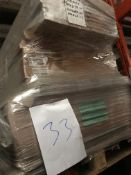 Kitchen doors and panels (Pallet 33) (viewing and collection from Unit B, Scotch Park Trading