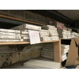 Wine racks, end panels (Pallet 104) (viewing and collection from Unit B, Scotch Park Trading Estate,