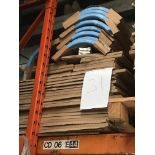 End Panels, Curved Doors (Pallet 31) (viewing and collection from Unit B, Scotch Park Trading
