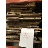 Kitchen doors (Pallet 74) (viewing and collection from Unit B, Scotch Park Trading Estate, Forge