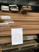 Kitchen doors and panels (Pallet 23) (viewing and collection from Unit B, Scotch Park Trading