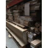 Doors and Long Panels (Pallet 39) (viewing and collection from Unit B, Scotch Park Trading Estate,