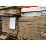 Dresser cabinets and panels (pallet 19) (viewing and collection from Unit B, Scotch Park Trading