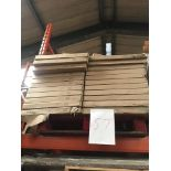 Dresser Units (Pallet 57) (viewing and collection from Unit B, Scotch Park Trading Estate, Forge