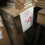 Curved Doors (Pallet 50) (viewing and collection from Unit B, Scotch Park Trading Estate, Forge