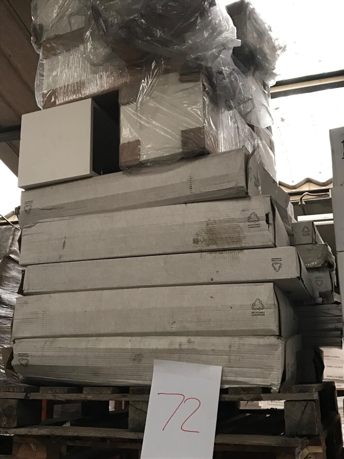Kitchen units (Pallet 72) (viewing and collection from Unit B, Scotch Park Trading Estate, Forge