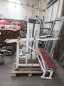 Guardian Multi Press and Adjustable Bench