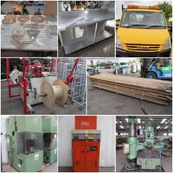 October Collective Industrial Auction