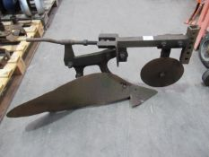 Cook of Lincoln plough attachment (see lot 133)