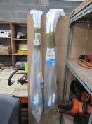 2x Silverline Roof Ladder hook kits
