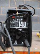 An IM-ARC 140 impax welder