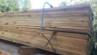 50 Treated Pine Boards