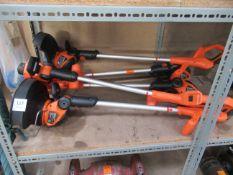 5x 40v grass trimmers- spares