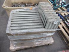 3x radiators