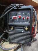A WTL Magic power 400 inverter D.C welder 3PH