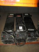 3x mitre 110v Quill warmers/ welding rod warmers