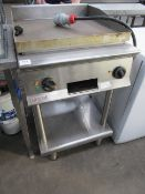 Lincat A001 SN30102542 400v electric stainless steel commercial hot plate