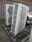 Mitsubishi Air Conditioners