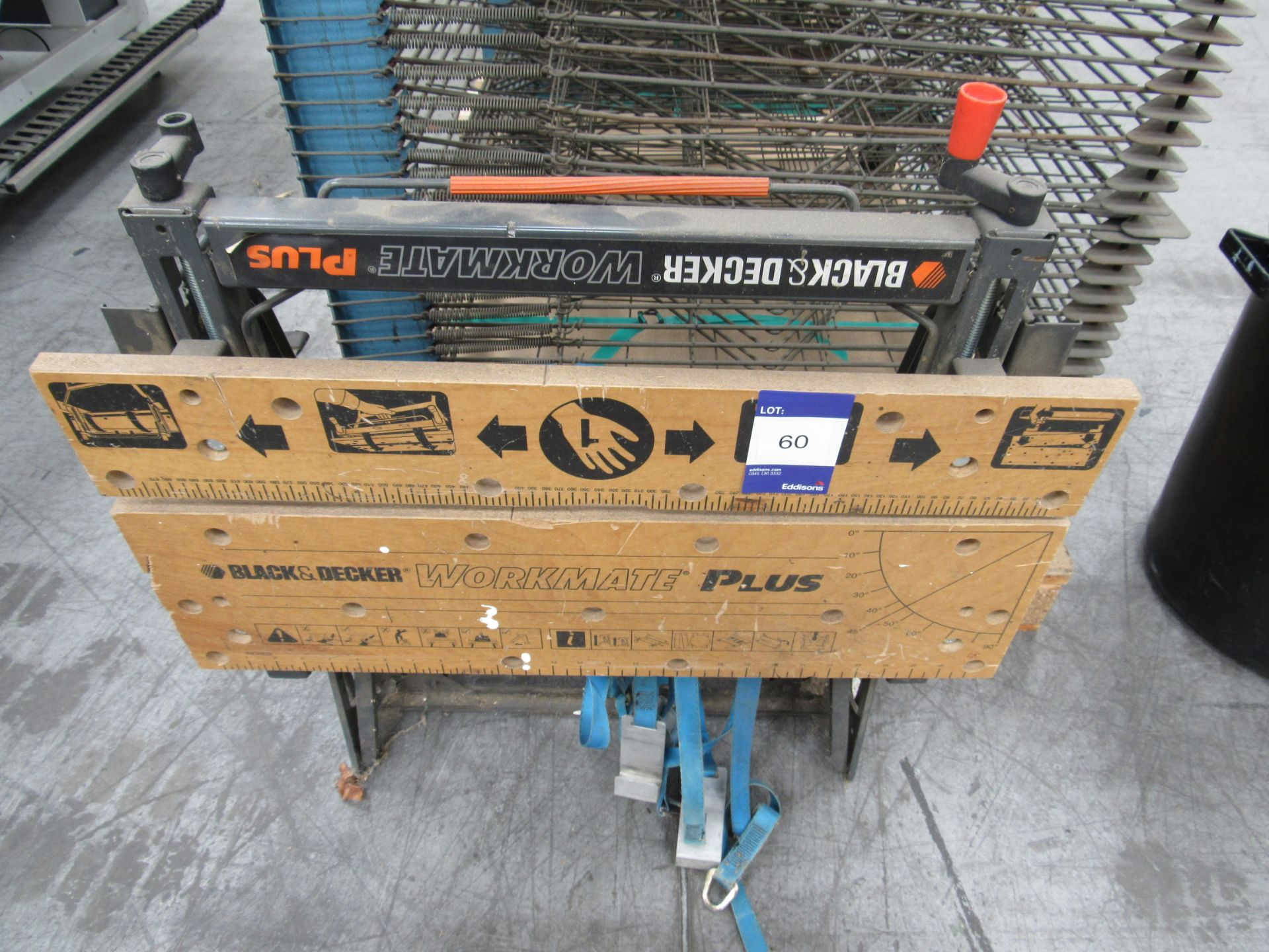 Black and Decker Workmate Plus Work Bench - Image 2 of 2